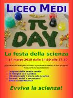pi-greco day - Liceo E. Medi