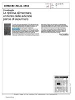Scarica il pdf dell`articolo - Manpower for Expo Milano 2015