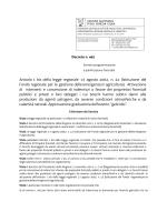 vai alla graduatoria - Regione Autonoma Friuli Venezia Giulia