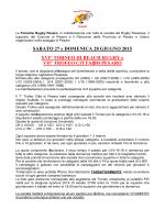 comunicato beach 2015 - Formiche Rugby Pesaro