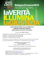 Manifestazione Libera- Bologna