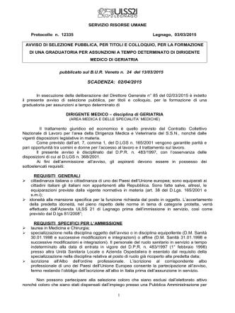 continua - Azienda ULSS 21