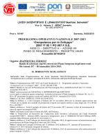 riapertura termini per esperti progetti formalab 1/2 e towards clil