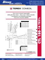 Terex Comedil CTL 180-16 TS21c