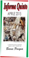 Informaquinto Aprile 2015 - Comune di Quinto Vicentino