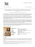 Comunicato stampa - Istituto Poligrafico e Zecca dello Stato