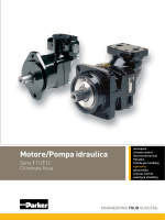 Motori Pompa idraulica serie F11-F12