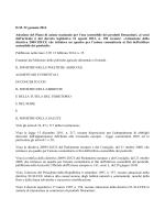 DM 22 gennaio 2014 - Collegio Nazionale degli Agrotecnici