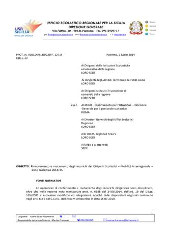Circolare mobilità DS-as_2014-15