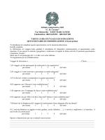 """Istituto comprensivo DD1 """"C. B. Cavour"""" Via Mattarella – 81025"""