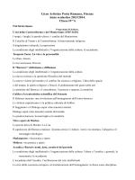 4A - Artistico Porta Romana Firenze