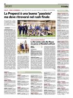 Mercoledi 19 Novembre 2014 ...(Il Cittadino)