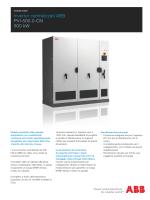 Inverter centralizzati ABB PVI-500.0-CN 500 kW