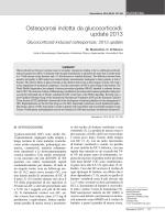 Osteoporosi e glucocorticoidi