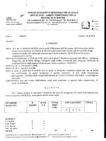 """determinazione organicoinfanzia - Istituto Comprensivo """"Luigi"""