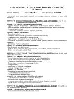 Classe I A - Istituti Paritari Cavour Pacinotti