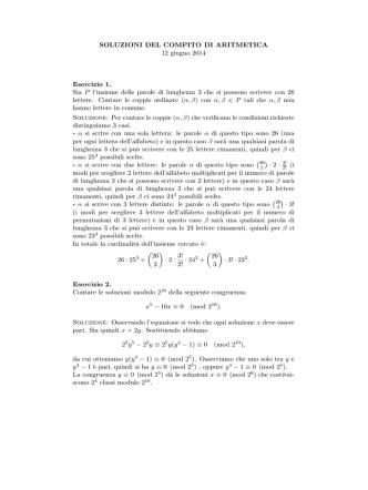 Algebra: Gruppen - Ringe