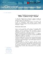 delibere consiglio istituto 26/03/2015