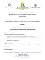 Regolamento laboratori di enogastronomia