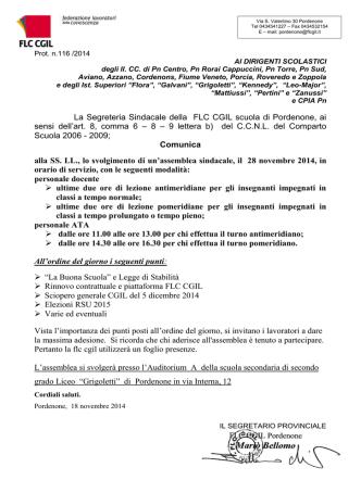 Allegati - Ufficio Scolastico Regionale per l`Abruzzo