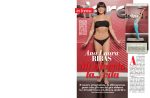 Ana Laura rIbas - Virgin Active Italia