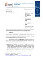 www.regione.puglia.it Prot. N. 593/S.P. Bari, 24 novembre 2014