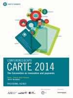 Seguici su Twitter with #carte2014
