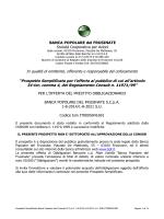 Prospetto Semplificato obbligazioni 01082018-2021 SU