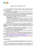 Fisco 2014 Aggiornamento v. 14.0.0