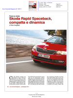 Skoda Rapid Spaceback ,