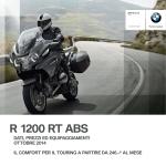 Prezzi e equipaggiamenti R 1200 RT ABS/ASC/RDC (PDF, 406 kb)