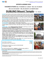 CG 2014 - Dublino Mount Temple VS