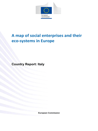 A map of social enterprises and their eco