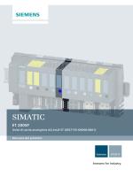Unità di uscite analogiche AQ 4xU/I ST (6ES7135-6HD00