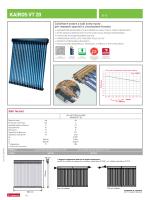 Brochure Tecnica KAIROS VT 20