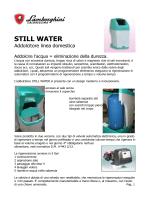 STILL WATER - Lamborghini Calor