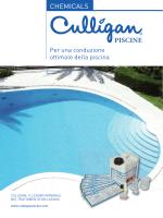 Prodotti chimici - Culligan Brescia
