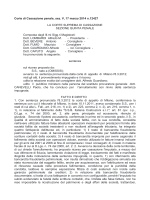 Cass. pen. 17.03.2014 n. 12427