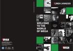 WELCOME TO THE WORLD OF WEGA - WEGA