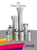 Filter Series - DGS Compressori