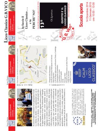 Brochure 2014 - comprensivo2chieti.gov.it