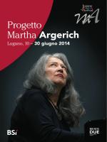 Progetto Martha Argerich