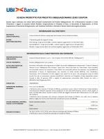 Scheda Prodotto UBI ZC 31.01.2014-2020