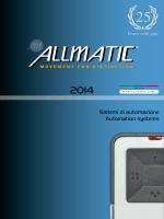 Sistemi di automazione Automation systems