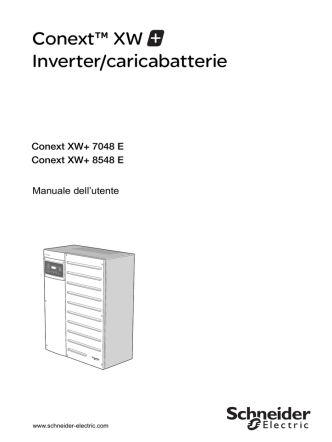 Conext™ XW Inverter/caricabatterie