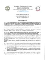 Regolamento pdf - Ufficio Scolastico Regionale per il Veneto