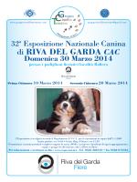 di RIVA DEL GARDA CAC - Riva del Garda Fierecongressi