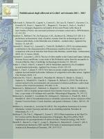Pubblicazioni degli afferenti - Società Italiana di Mineralogia e