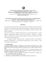 """relazione PA 2014 - Istituto Comprensivo Statale """"Paolo Ruffini"""""""