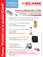 276 - Promo Materiale CIVILE sell-out